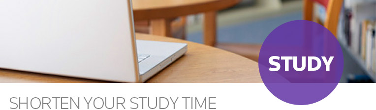 Shorten your Study Time